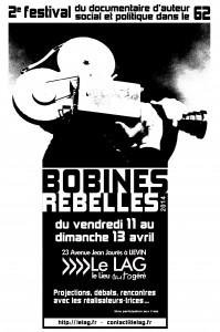 Bobines rebelles 2014