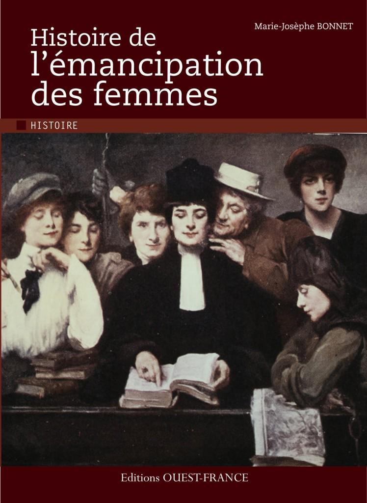 Histoire de l'émancipation des femmes - Marie-Josèphe Bonnet