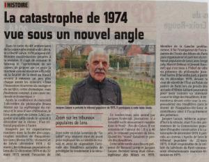 Avenir de l'Artois - 3 décembre 2014