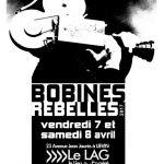 Bobines rebelles 2017
